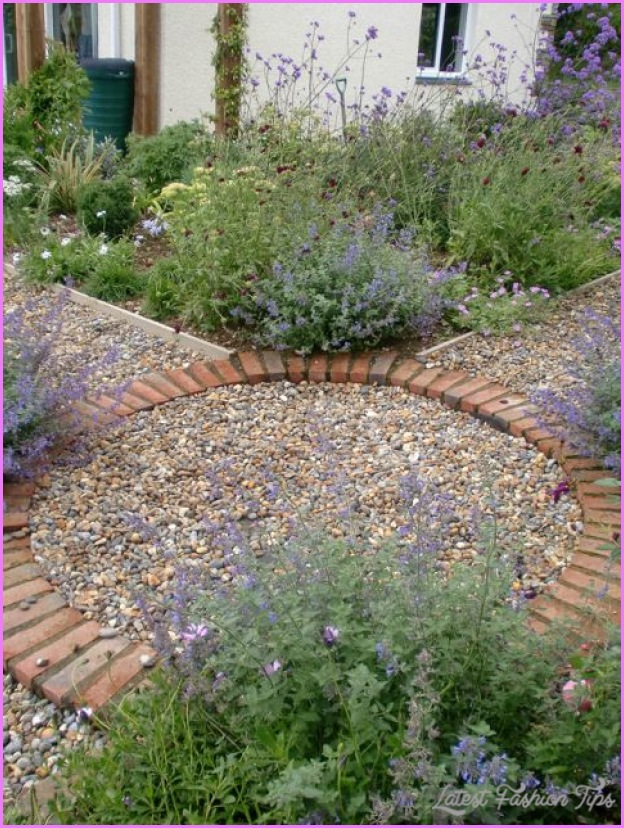 10 small gravel garden design ideas