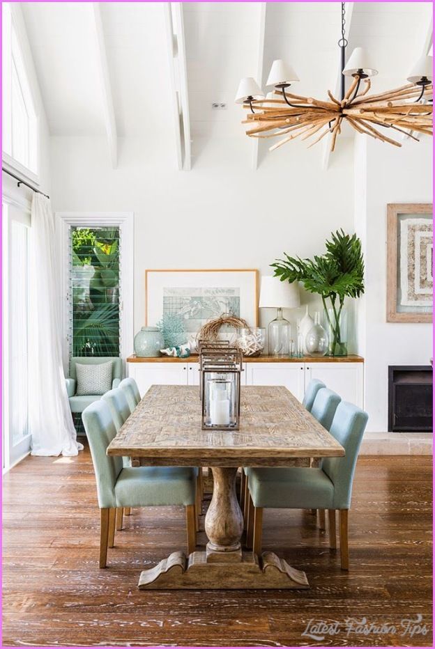 10 Tropical Home Decorating Ideas