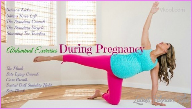 Stomach Exercises During Pregnancy