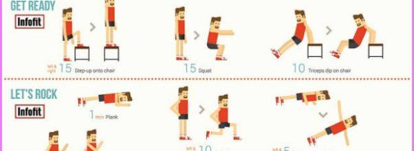 Body Weight Training Exercises