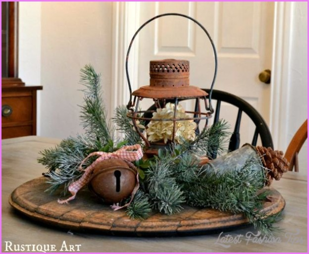 10 country christmas decorating ideas home latest fashion tips