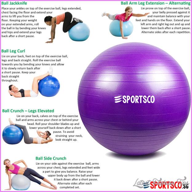 Balance Ball Exercises For Pregnancy: Gym Ball Exercises For Pregnancy