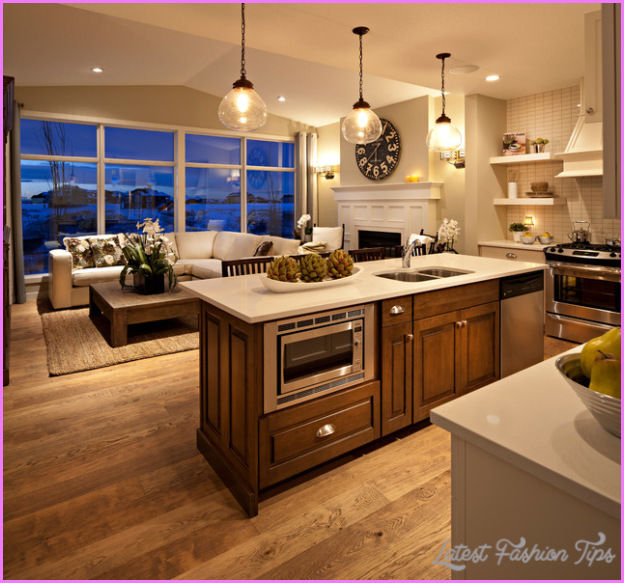 10 Kitchen Great Room Design Ideas