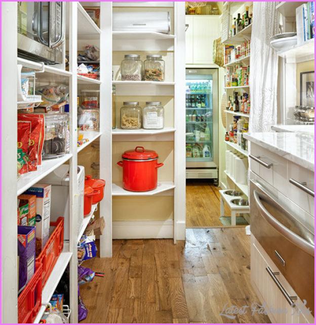 10 Kitchen Pantry Design Ideas Latest Fashion Tips