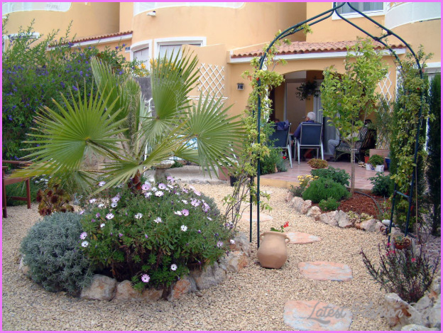 10 Small Gravel Garden Design Ideas - LatestFashionTips.com