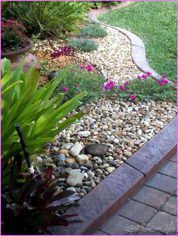 10 small gravel garden design ideas for Garden designs using gravel
