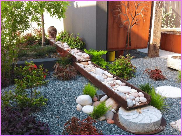 10 Small Gravel Garden Design Ideas