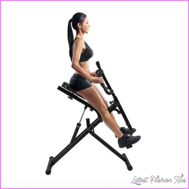 total exercise machine