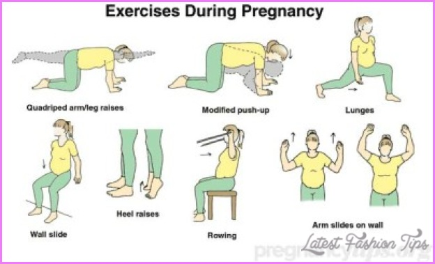 Pregnancy Exercises Second Trimester