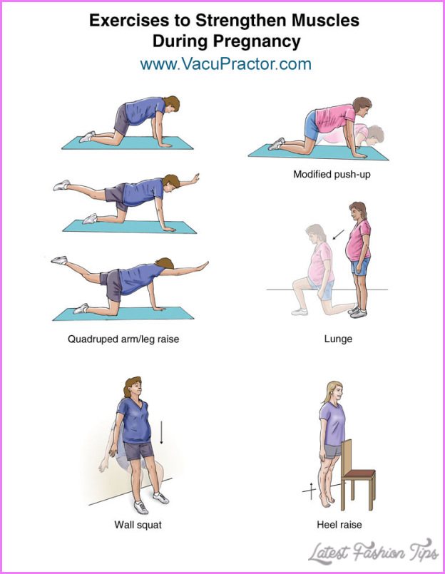 What to Do for Back Pain in Pregnancy