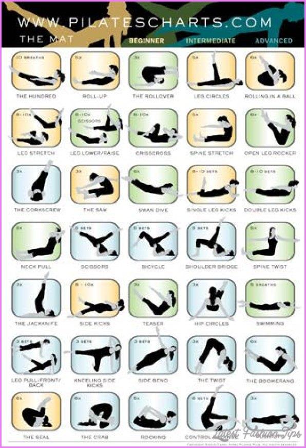 Pilates Stick Exercises Latestfashiontips Com