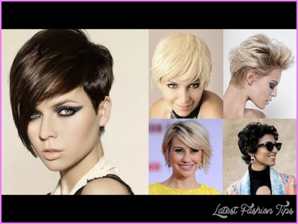 2018 Short Hairstyles for Women _10.jpg