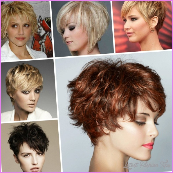 2018 Short Hairstyles for Women _12.jpg
