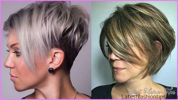 2018 Short Hairstyles for Women _17.jpg