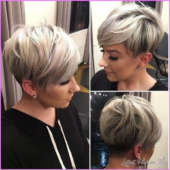 2018 Short Hairstyles for Women _9.jpg