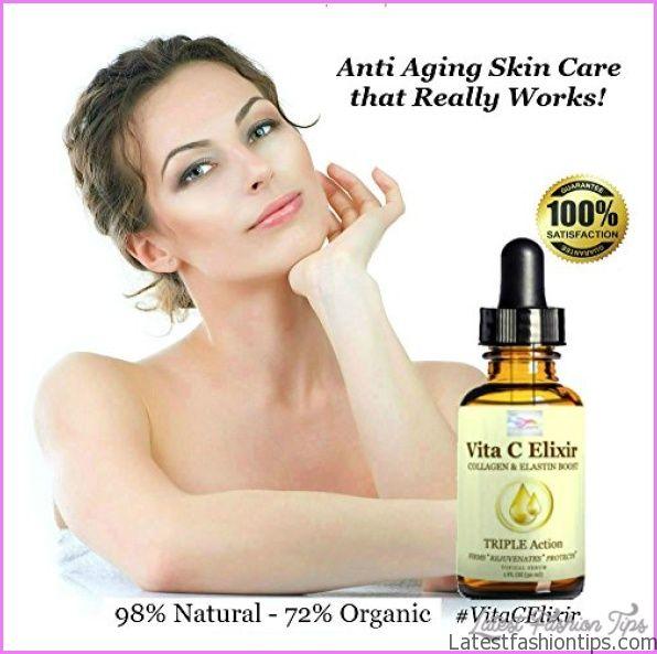 Anti aging facial skin consider