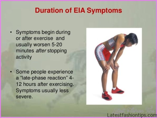 Exercise Induced Asthma Running
