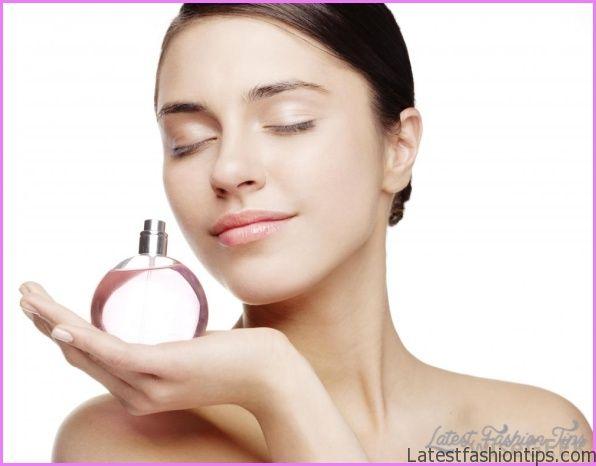 Perfume Uses