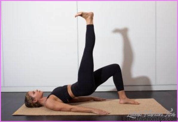 Pilates Pictures Of Exercises