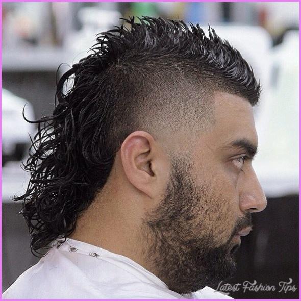 Mens Thick Long Hairstyles - LatestFashionTips.com