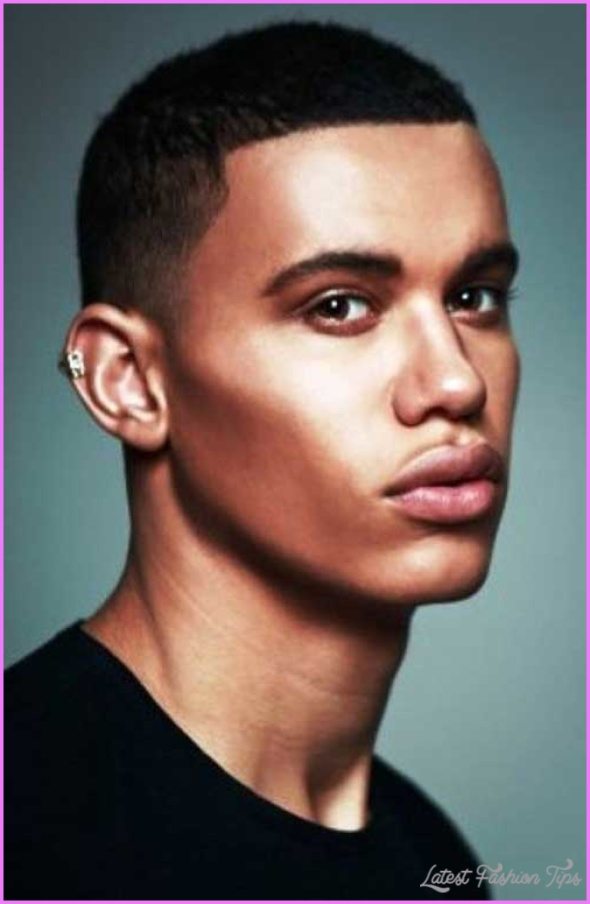 African American Men Hairstyles Latestfashiontips Com