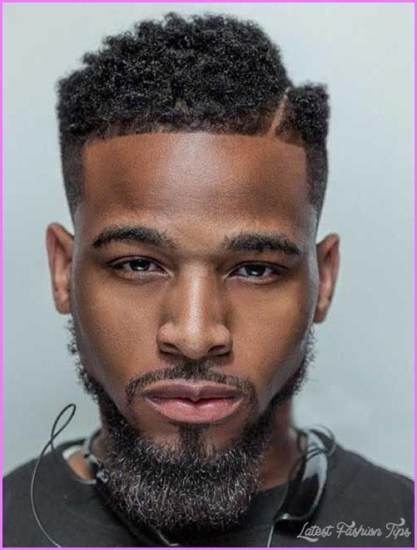 black mens hairstyles 2018 10 Black Mens Hairstyles 2018