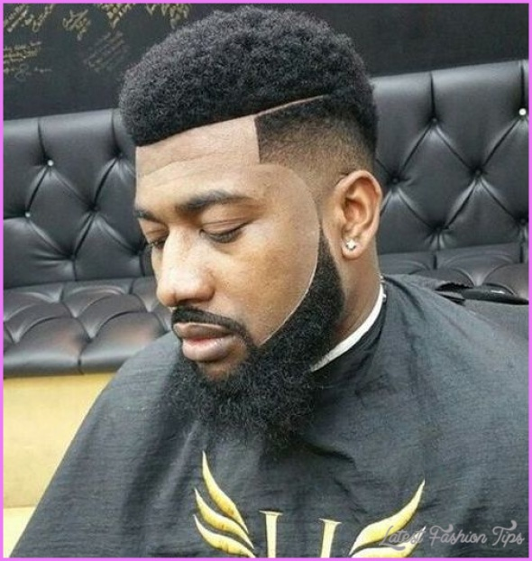 black mens hairstyles 2018 3 Black Mens Hairstyles 2018