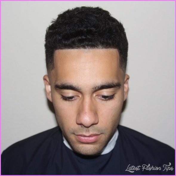 black mens hairstyles 2018 4 Black Mens Hairstyles 2018