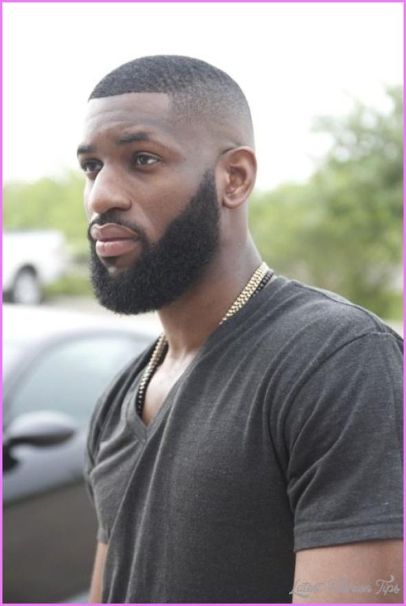 black mens hairstyles 2018 8 Black Mens Hairstyles 2018