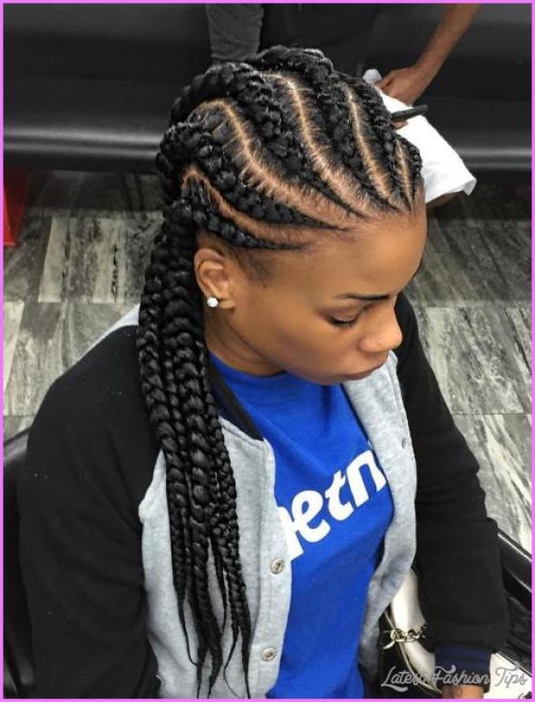 braid hairstyles for black women cornrows 10 Braid Hairstyles For Black Women Cornrows
