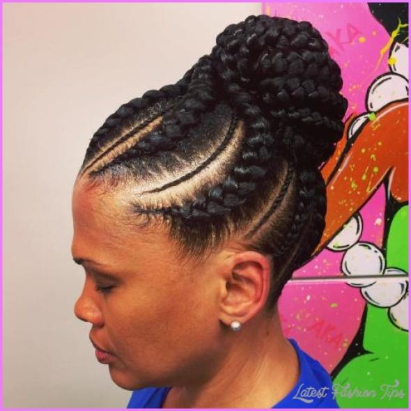 braid hairstyles for black women cornrows 12 Braid Hairstyles For Black Women Cornrows