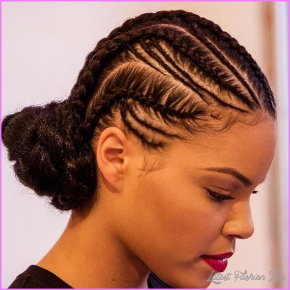 braid hairstyles for black women cornrows 13 Braid Hairstyles For Black Women Cornrows