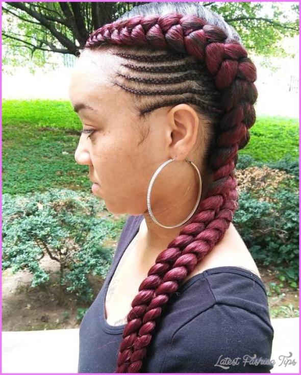 braid hairstyles for black women cornrows 2 Braid Hairstyles For Black Women Cornrows