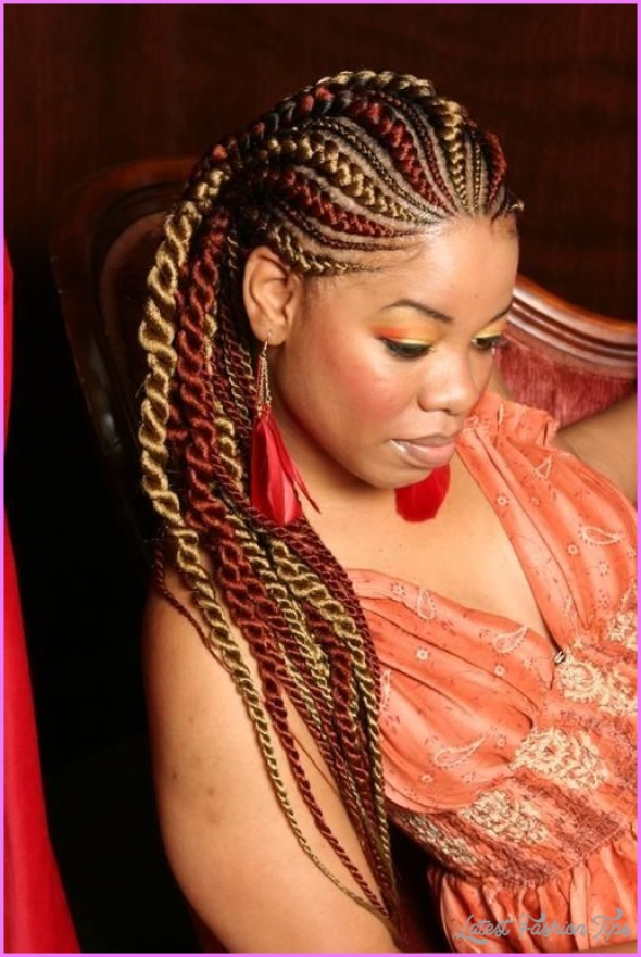 braid hairstyles for black women cornrows 20 Braid Hairstyles For Black Women Cornrows
