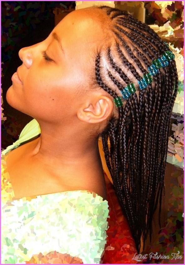 braid hairstyles for black women cornrows 22 Braid Hairstyles For Black Women Cornrows