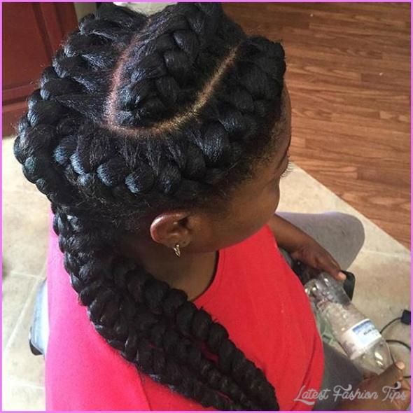 braid hairstyles for black women cornrows 26 Braid Hairstyles For Black Women Cornrows