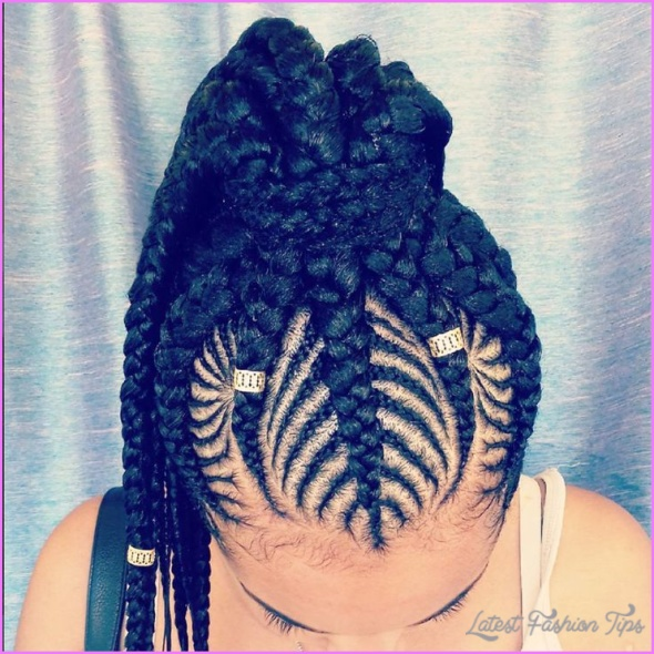 braid hairstyles for black women cornrows 27 Braid Hairstyles For Black Women Cornrows