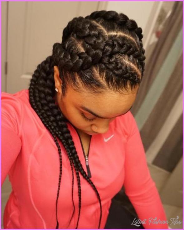 braid hairstyles for black women cornrows 31 Braid Hairstyles For Black Women Cornrows