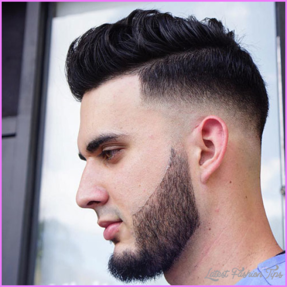 Cool-Haircuts-For-Guys-Low-Skin-Fade-with-Comb-Over-and-Beard.jpg