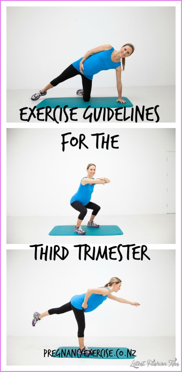 Exercise During Pregnancy Third Trimester ...