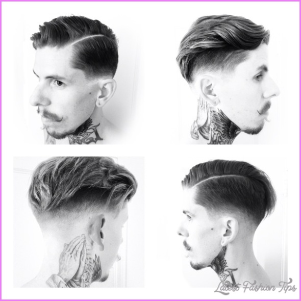 Mens Hairstyle Guide