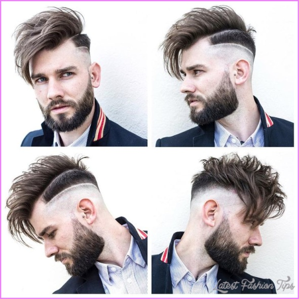 Mens Hairstyle Guide - LatestFashionTips.com ®