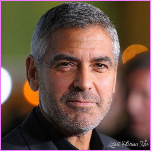 Mens Hairstyles For Over 50 - LatestFashionTips.com