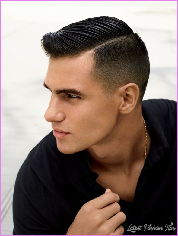 Mens Hairstyles Summer 2018 - LatestFashionTips.com