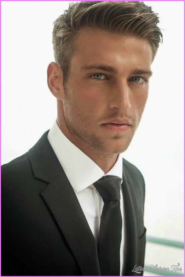 Modern Men Hairstyles - LatestFashionTips.com ®