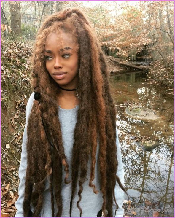 Short Dreadlock Styles for Black Women | Dreadfully ...  |Dread Hairstyles Black Natural