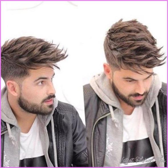 New Mens Hairstyles 2018 - LatestFashionTips.com ®
