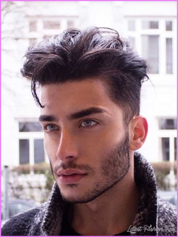 New Mens Hairstyles 2018 Latestfashiontips Com