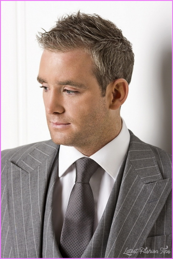 Older Mens Hairstyles For Thin Hair   LatestFashionTips.com