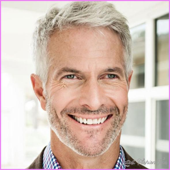 Older Mens Hairstyles For Thin Hair - LatestFashionTips.com